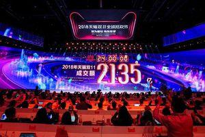 Clip: Alibaba đạt doanh thu kỷ lục trong ngày Lễ độc thân