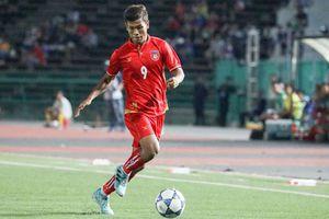 Sợ Việt Nam thám thính, 'Messi Myanmar' phải ém mình trên ghế dự bị