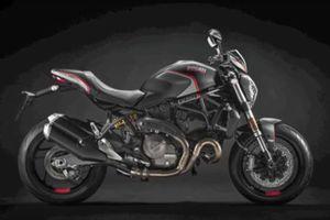 Ducati Monster 821 Stealth ra mắt tại EICMA 2018, đẹp mê ly