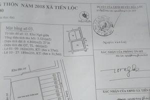 Tạm dừng đấu giá 27 lô đất liên quan đến khiếu nại của công dân