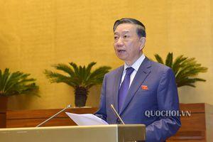 Bộ trưởng CA: Tổ chức phản động lưu vong đang tăng cường chống phá