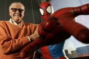 Cha đẻ của các 'siêu anh hùng' qua đời ở tuổi 95
