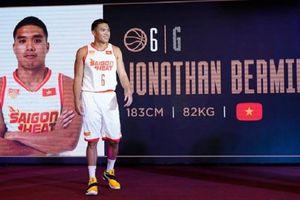 Vận xui tiếp tục đeo bám Saigon Heat, Jonathan Bermillo không thể tham gia tại ABL 9