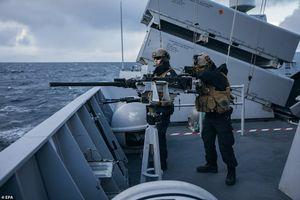Xem NATO tập trận cực lớn, khiến Nga 'đứng ngồi không yên'