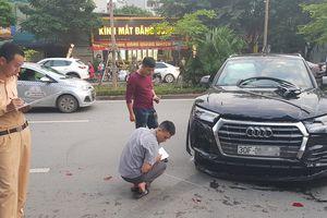Tài xế Audi Q5 tiết lộ lý do đi lùi, gây tai nạn liên hoàn