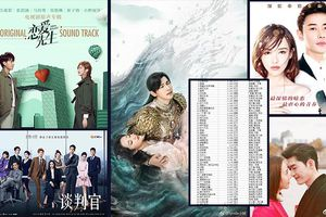 Top rating phim truyền hình Hoa Ngữ 2018: Phim lưu lượng thất bại nặng nề, thực lực vẫn vững vàng trên ngôi