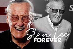 'Huyền thoại Marvel' Stan Lee: Sống và cống hiến cả tuổi xuân của mình cho thế giới siêu anh hùng