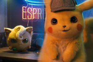 'Detective Pikachu' - Pokémon phiên bản live-action tung trailer đầu tiên làm sống dậy ký ức tuổi thơ