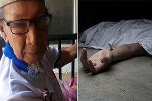Ông lão Indonesia dùng dao đâm chết vợ vì 'dám từ chối ân ái'