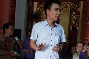 Tin mới nhất vụ dự 'Hội nghị' tại nhà văn hóa thôn ở Thái Bình, bị lừa sạch tiền