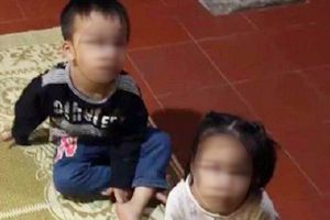 Hải Phòng: Hai cháu nhỏ bị bỏ rơi trong chùa kèm lá thư nhờ nuôi hộ