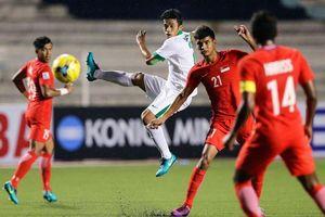 Philippines thắng Singapore trong trận cầu tẻ nhạt