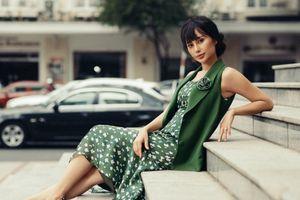 Hoa hậu Điện ảnh Huỳnh Yến Trinh: 'Mẹ chồng coi tôi như con đẻ'