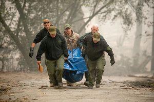 Cháy rừng ở California liên tục tăng số người chết