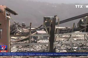 'Bão lửa' tại California (Mỹ): Số người thiệt mạng không ngừng tăng