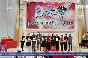 Phim tài liệu của Việt Nam giành giải đặc biệt tại Japan Prize 2018