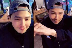 Fan vui mừng khi thấy G-Dragon (Big Bang) béo lên trông thấy sau thời gian nhập ngũ