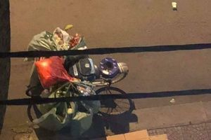 Cảm động trước bức ảnh vô gia cư, khiến nhiều người thôi than vãn về cuộc đời
