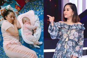 Chưa đầy 2 tuần sau tin đồn mang thai lần 3, Khánh Thi bất ngờ báo tin vui