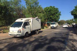 Bốn quân nhân thương vong khi xe chở quân tông nhau với xe đông lạnh