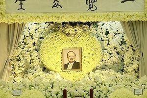 Gia đình tổ chức lễ tang cho nhà văn Kim Dung