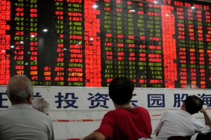 Nhà đầu tư ngoại thận trọng với 'miếng bánh' thị trường tài chính 45.000 tỷ USD của Trung Quốc