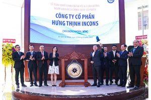 25 triệu cổ phiếu HTN của Hưng Thịnh Incons chào sàn HOSE