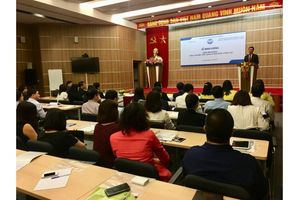 Khai giảng khóa Bồi dưỡng nâng cao kiến thức Quản lý Nhà nước về báo chí