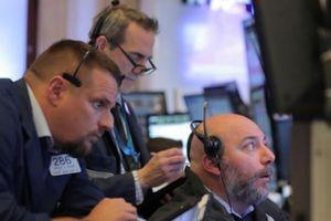 Cổ phiếu Goldman Sachs, Apple kéo chứng khoán Mỹ trượt dốc