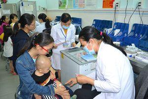 TP.Hồ Chí Minh tiêm bổ sung vắc xin sởi – rubella cho khoảng 300.000 trẻ
