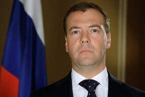 Thủ tướng Liên bang Nga sẽ thăm chính thức Việt Nam
