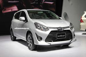 Toyota Wigo vừa ra mắt đã 'qua mặt' Hyundai Grand i10