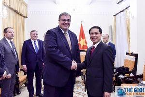 Việt Nam - Hungary nhất trí triển khai cụ thể quan hệ Đối tác toàn diện