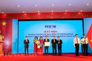 VNA's VietnamPlus e-newspaper leads in applying new media technologies