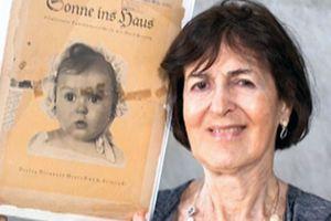 Bí mật về em bé trong chiến dịch tuyên truyền của phát xít Đức