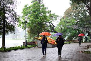 Dự báo thời tiết hôm nay (13/11): Hà Nội có mưa nhỏ, sáng sớm và đêm trời lạnh