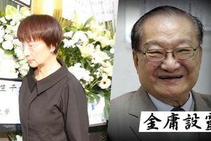Nhiều nghệ sĩ nổi tiếng tới dự lễ tang Kim Dung