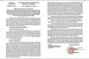 Lâm Đồng xử lý vụ bổ nhiệm hàng loạt lãnh đạo không đủ điều kiện