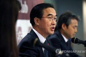 Bộ trưởng Thống nhất Hàn Quốc thăm Mỹ thảo luận vấn đề Triều Tiên