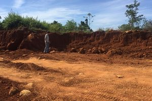 Gia Lai: Chủ tịch xã bị hành hung vì xử lý mua bán đất trái phép