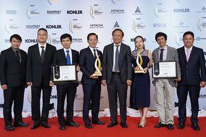 KIẾN Á được vinh danh tại giải thưởng Asia Property Awards 2018