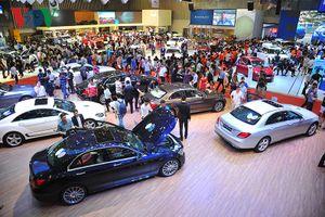 Gần 30.000 xe ô tô được bán ra trong tháng 10/2018
