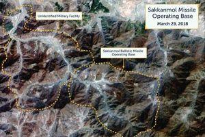 Báo Mỹ: Hình ảnh vệ tinh tố cáo Triều Tiên che giấu hàng loạt cơ sở tên lửa