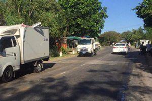 Xe chở quân nhân ra thao trường gặp tai nạn, 4 người thương vong
