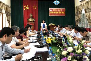 Hội đồng nhân dân TP Hà Nội: Chuẩn bị sẵn sàng cho kỳ họp thứ bảy