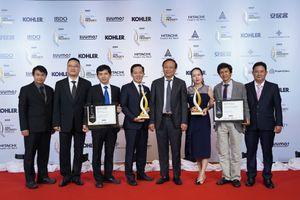 Kiến Á thắng lớn tại Asia Property Awards 2018
