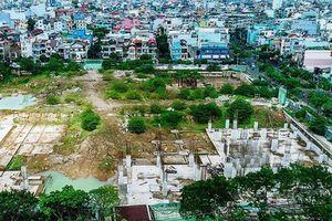 Dự án Centa Park : Chưa được cấp phép xây dựng vẫn ngang nhiên 'thi công' và rao bán