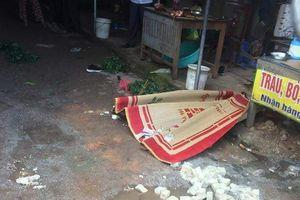 Vụ thiếu phụ bị bắn chết giữa chợ ở Hải Dương: Đối tượng đã có vợ con, từng dọa giết nạn nhân vì bị khước từ tình cảm