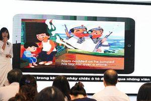 Công bố chương trình giáo dục tiếng Anh về chủ quyền biển đảo Việt Nam