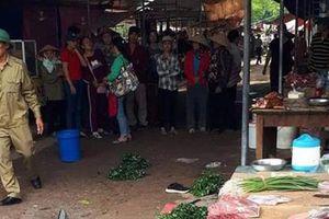 Đối tượng bắn chết người phụ nữ bán đậu tại chợ vừa ở tù về